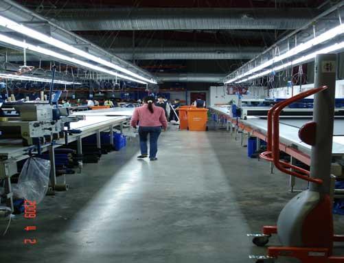 Nhà máy may Mascot Hải Dương