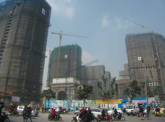 Royall City-Tổ hợp trung tâm thương mại, Giáo dục, Căn hộ