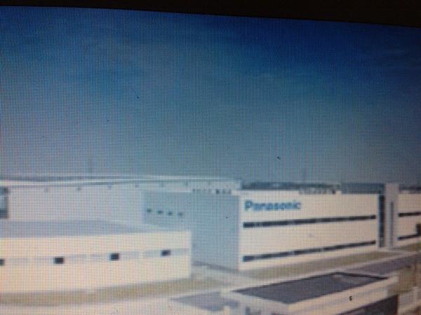Nhà máy Panasonic Thăng Long Hà Nội